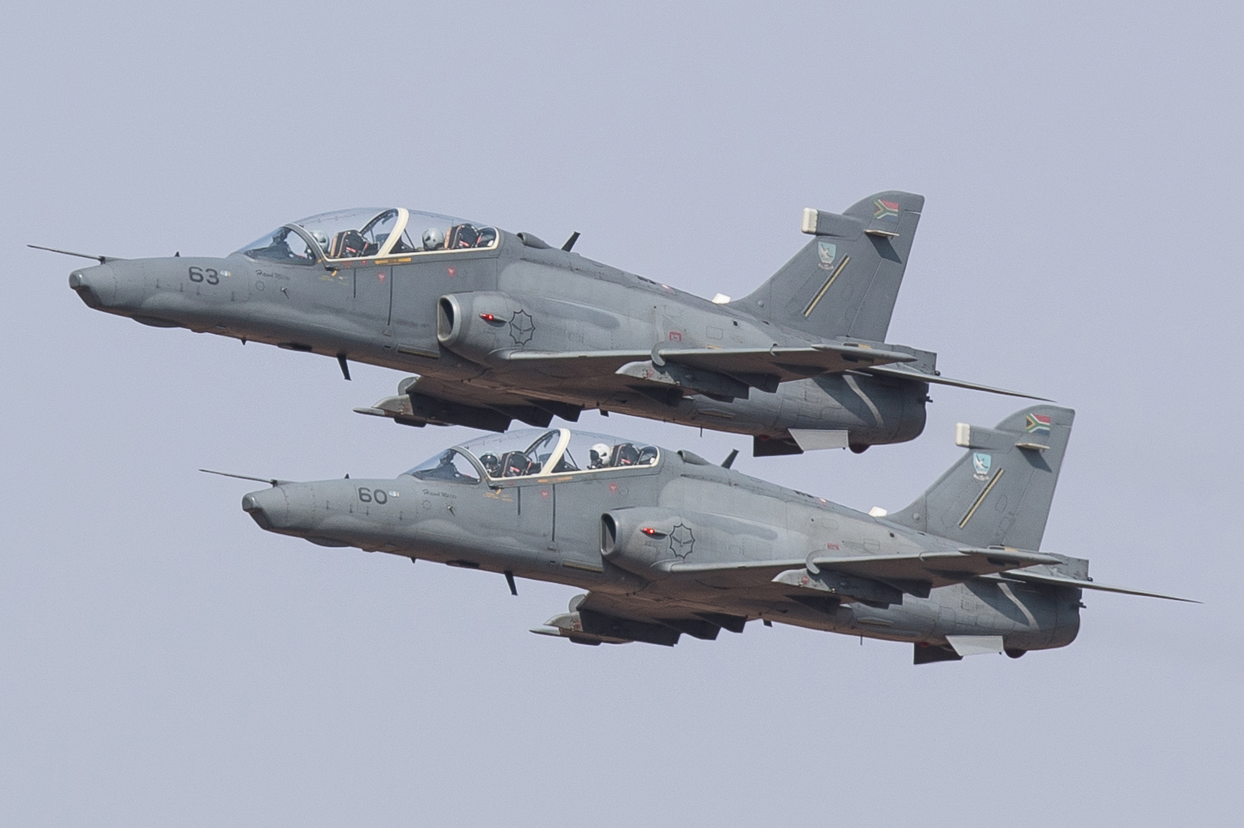 Not all doom and gloom for SA's struggling defence sector