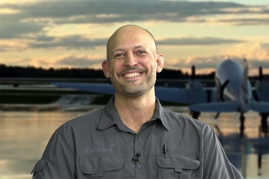 Piet Niewenhuizen: Joburg to New Jersey in a DC-3