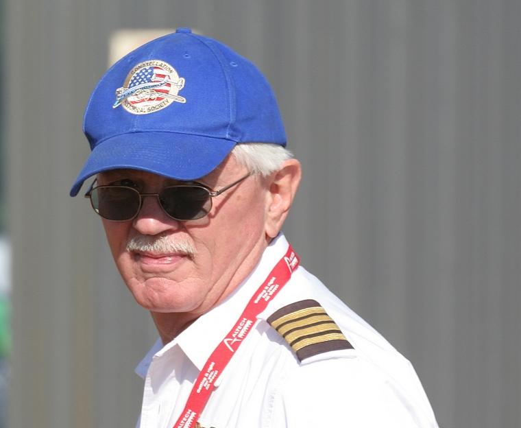 Pilot Profile: Flippie Vermeulen